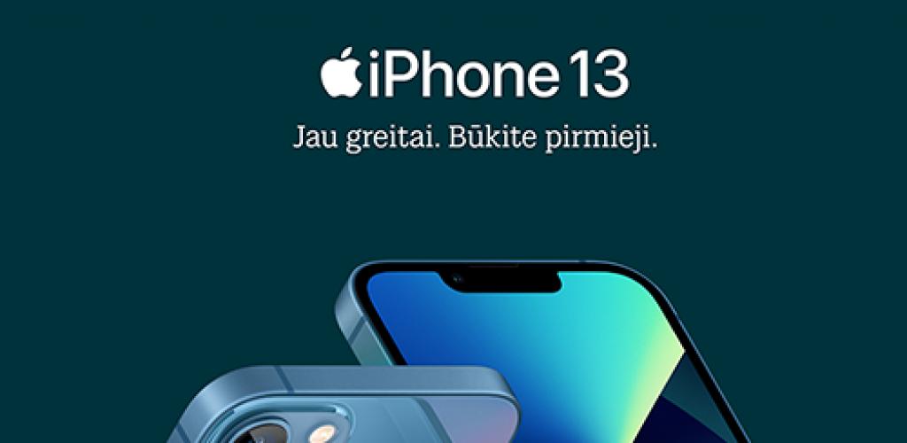 """""""iPhone 13"""" ir kitos """"Apple"""" naujienos: sužinokite pirmieji"""